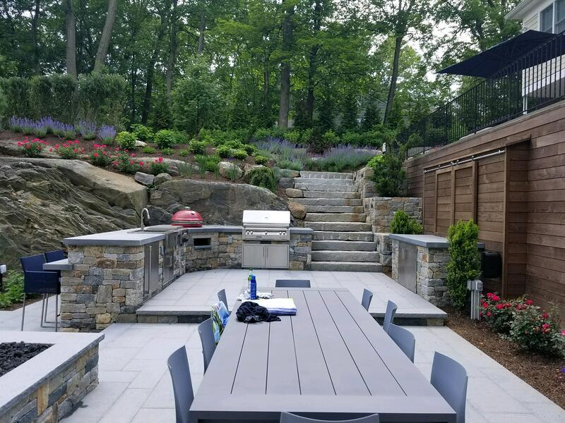 Armonk Outdoor Kitchen