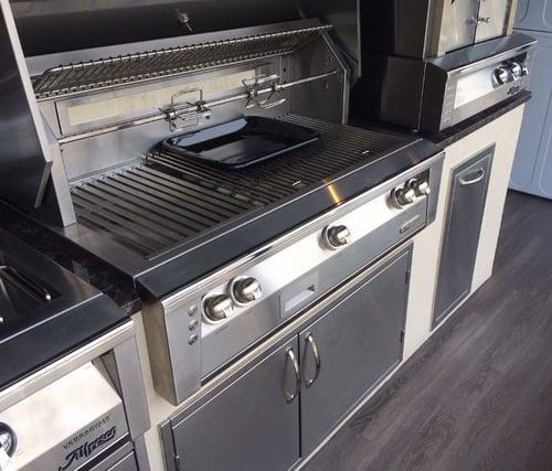 Alfresco ALXE grill