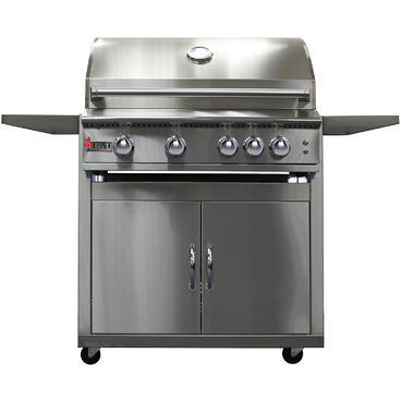 heat grills at Curtos