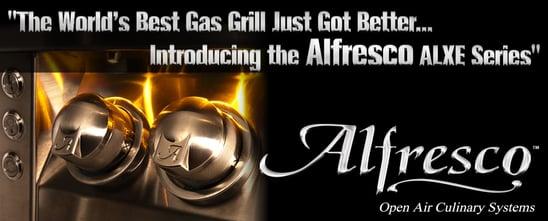 Alfresco Grill Advertisement